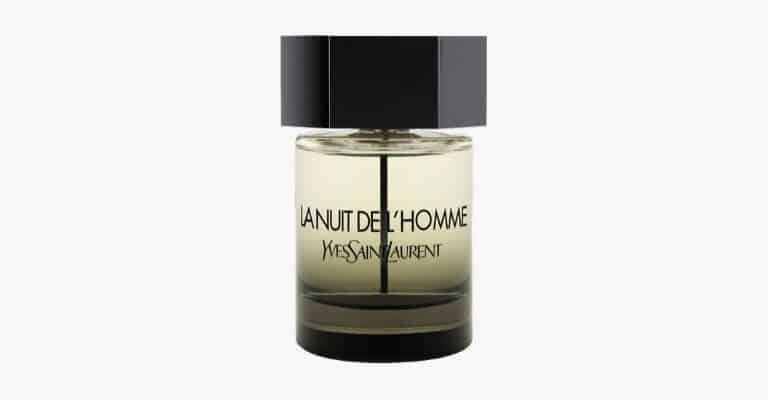 Yves Saint Laurent La Nuit De L'Homme fragrance.