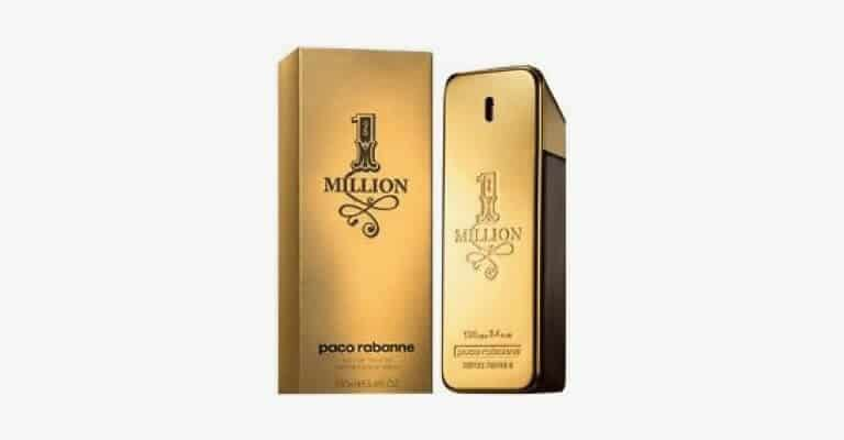 Paco Rabanne 1 Million fragrance.