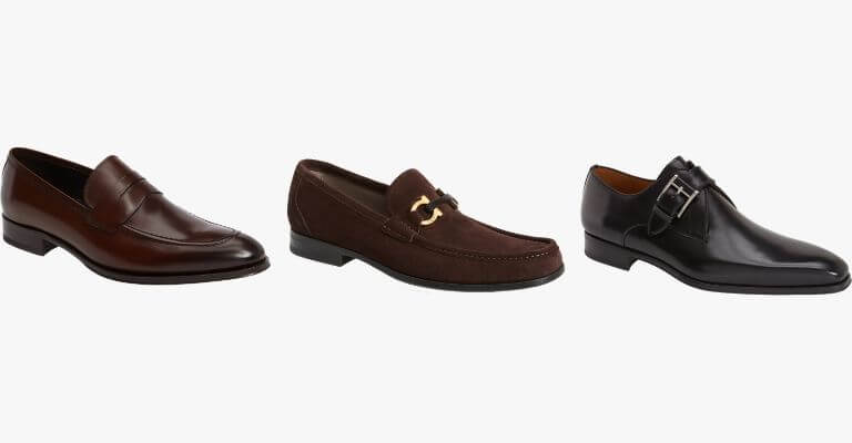 Slip-on shoes.