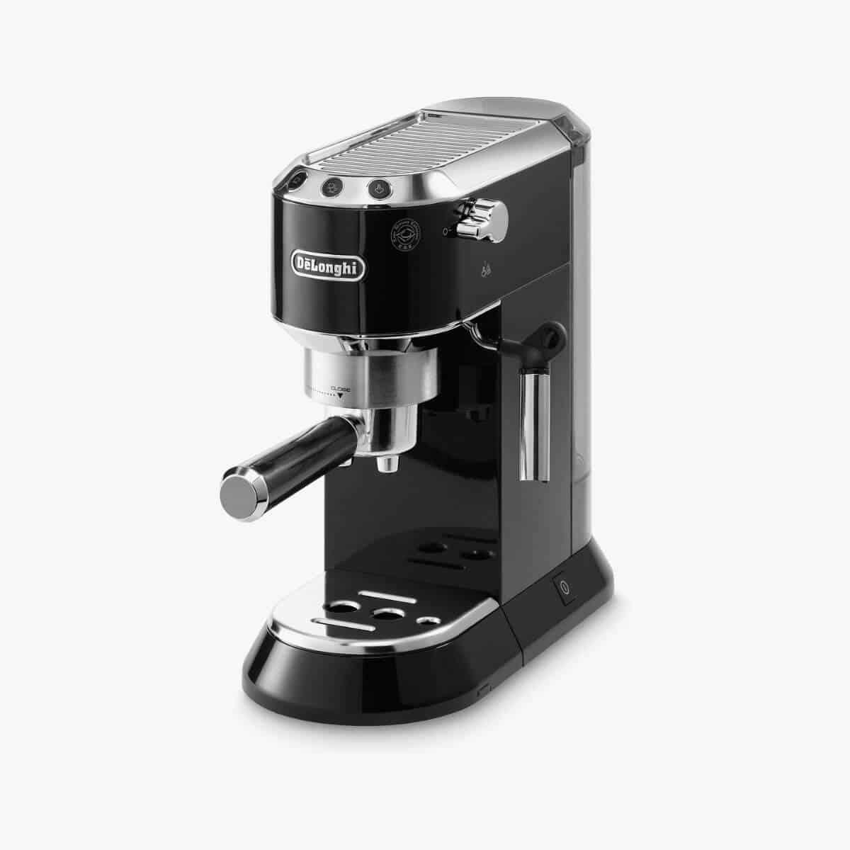De'Longhi espresso machine.