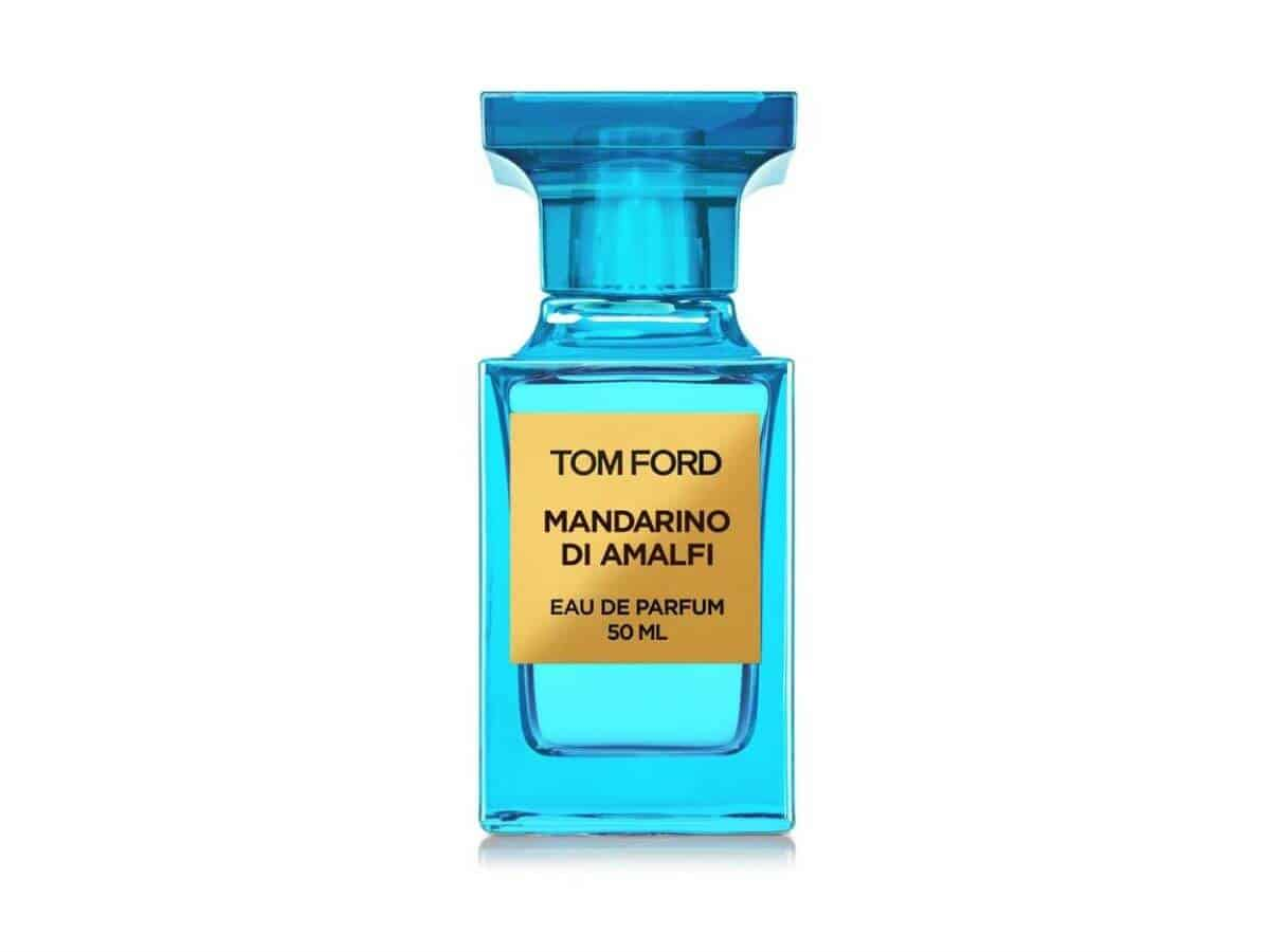 Tom Ford Mandarino Di Amalfi fragrance.