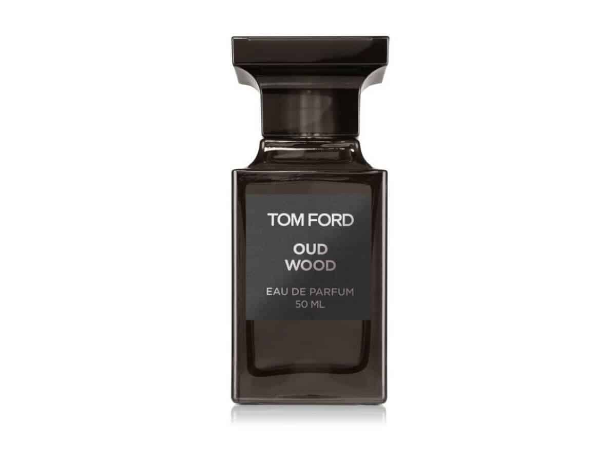 Tom Ford Oud Wood fragrance.
