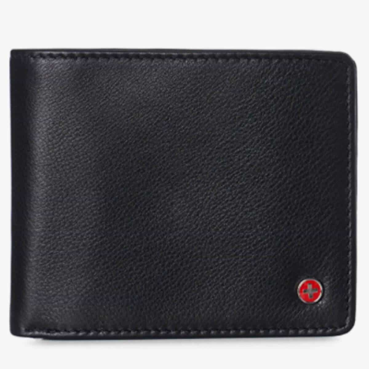 Alpine Swiss RFID wallet.