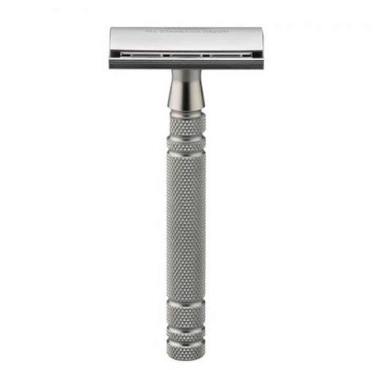 Feather safety razor.
