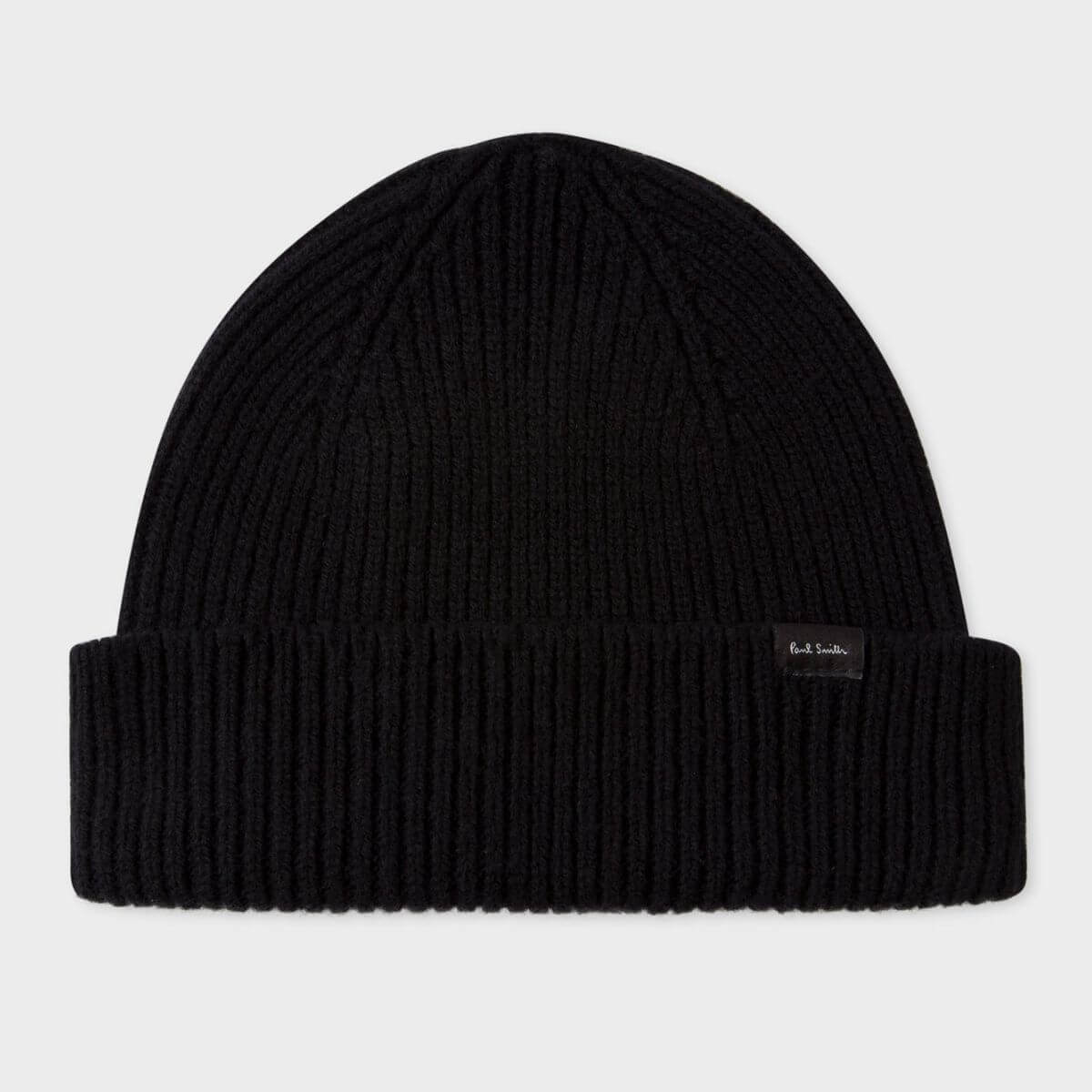 Paul Smith black beanie.