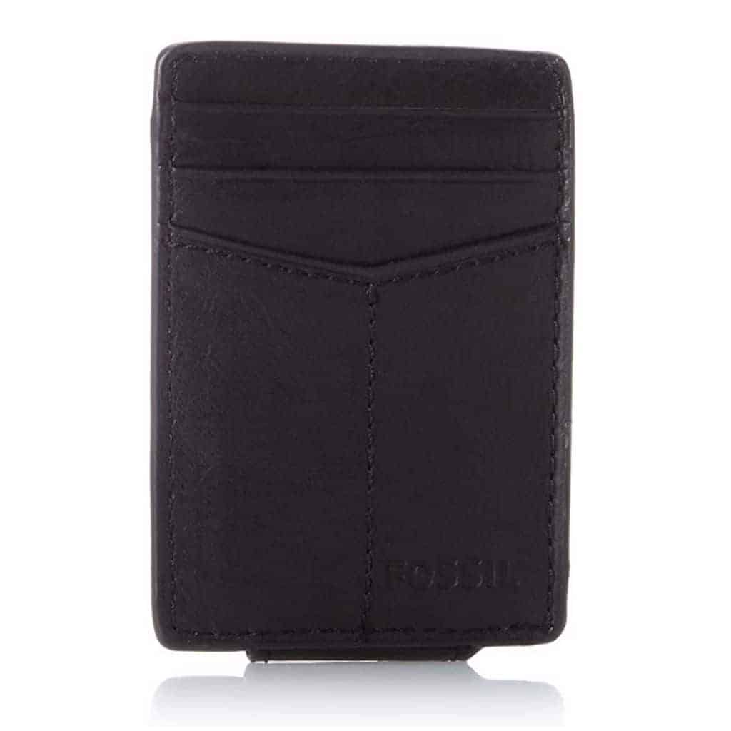 Fossil card case wallet.