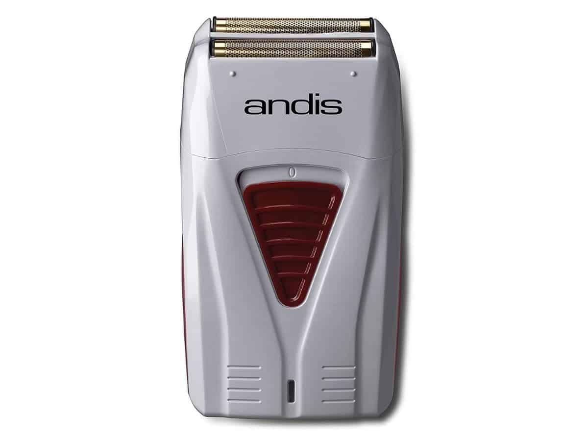 Andis electric foil shaver.