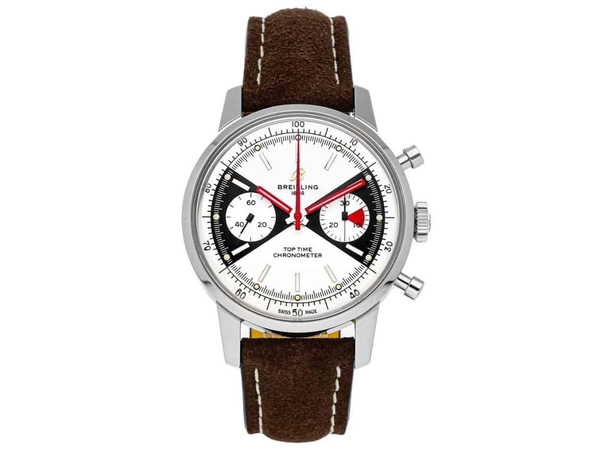 Breitling Top Time Limited Edition watch.