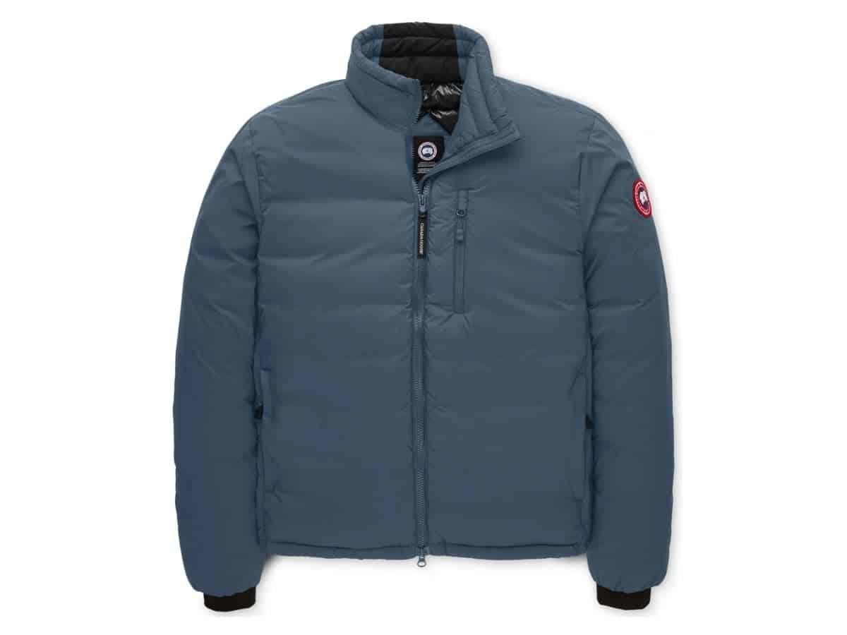 Canada Goose down jacket.