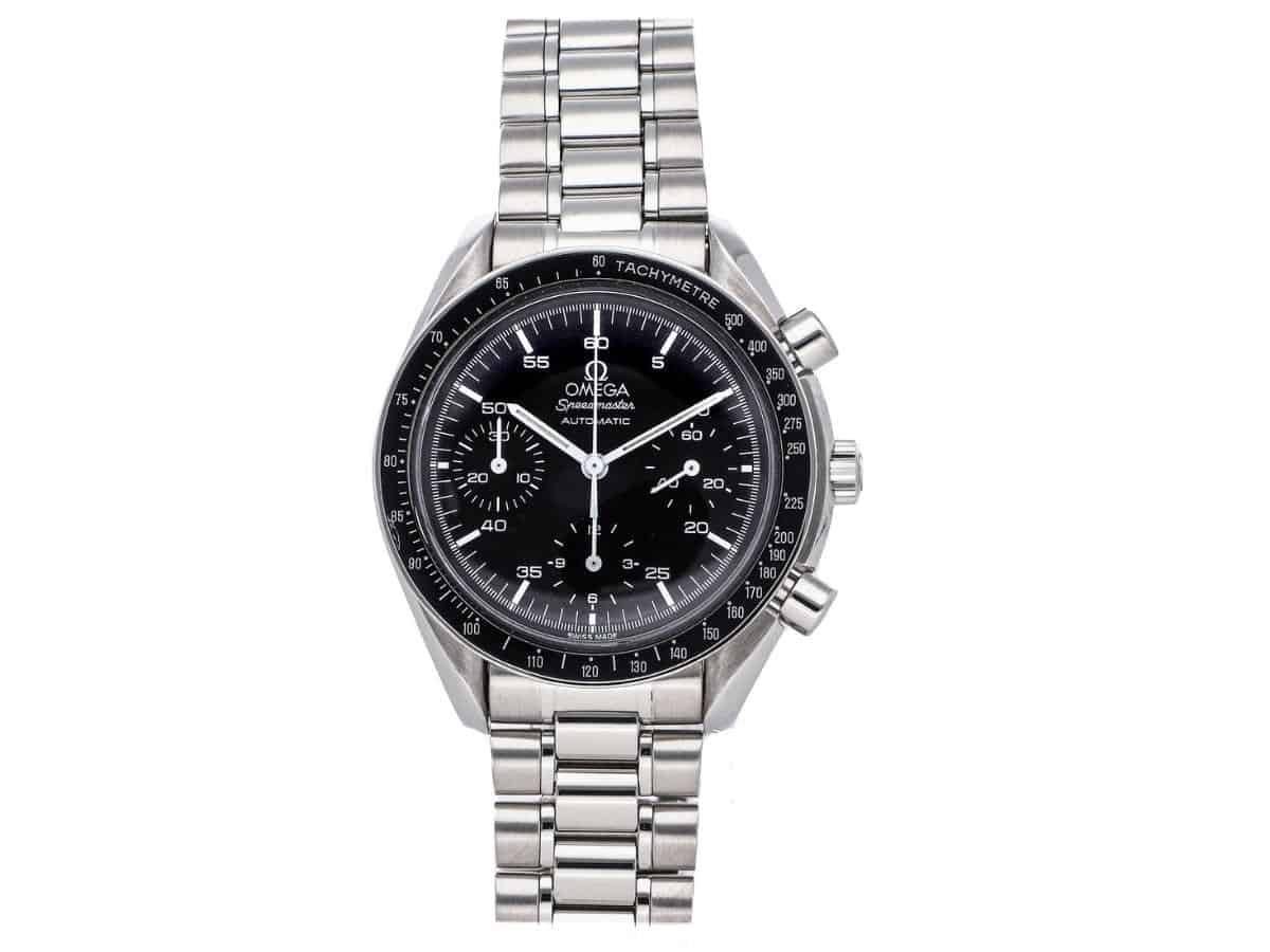 Omega Speedmaster watch.