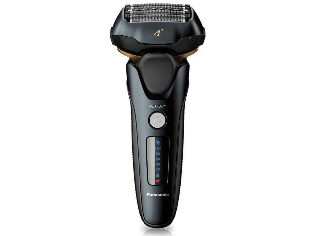Panasonic foil electric shaver.