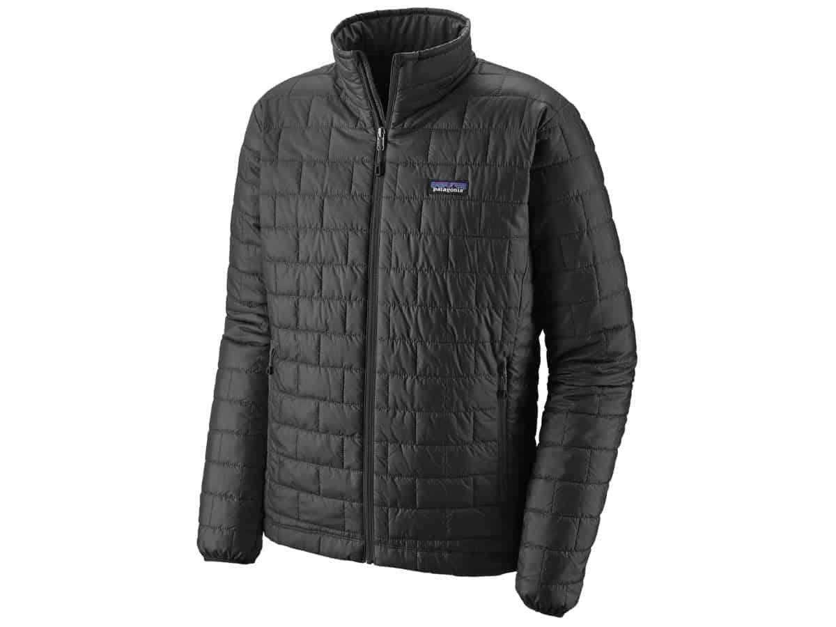 Patagonia Nano Puff insulated jacket.