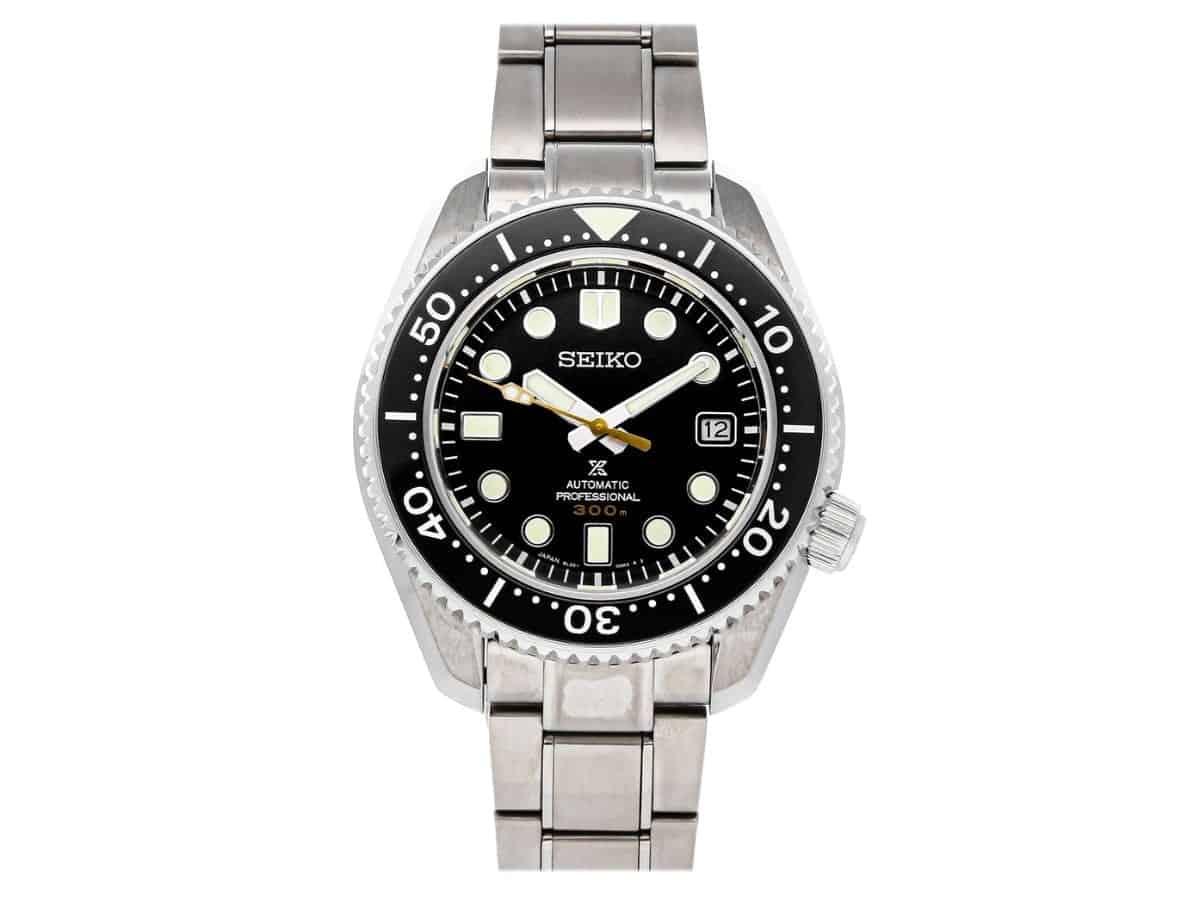 Seiko Prospex Diver watch.