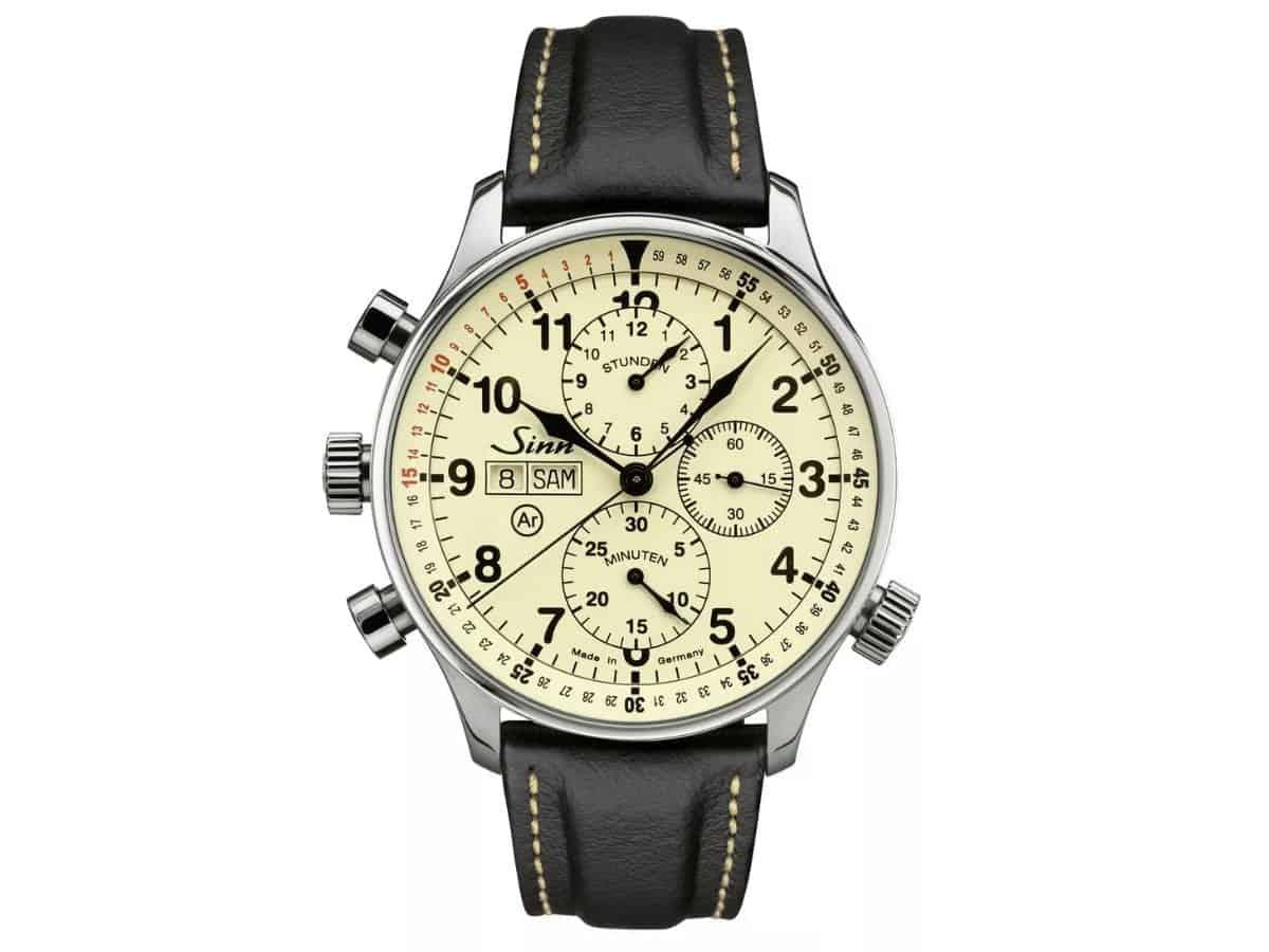 Sinn Uhren Model 917 watch.